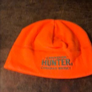 Canadian Hunter Whisky Winter Snow Beanie Cap Hat